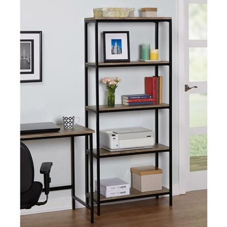Vie 5 Tier Bookcase