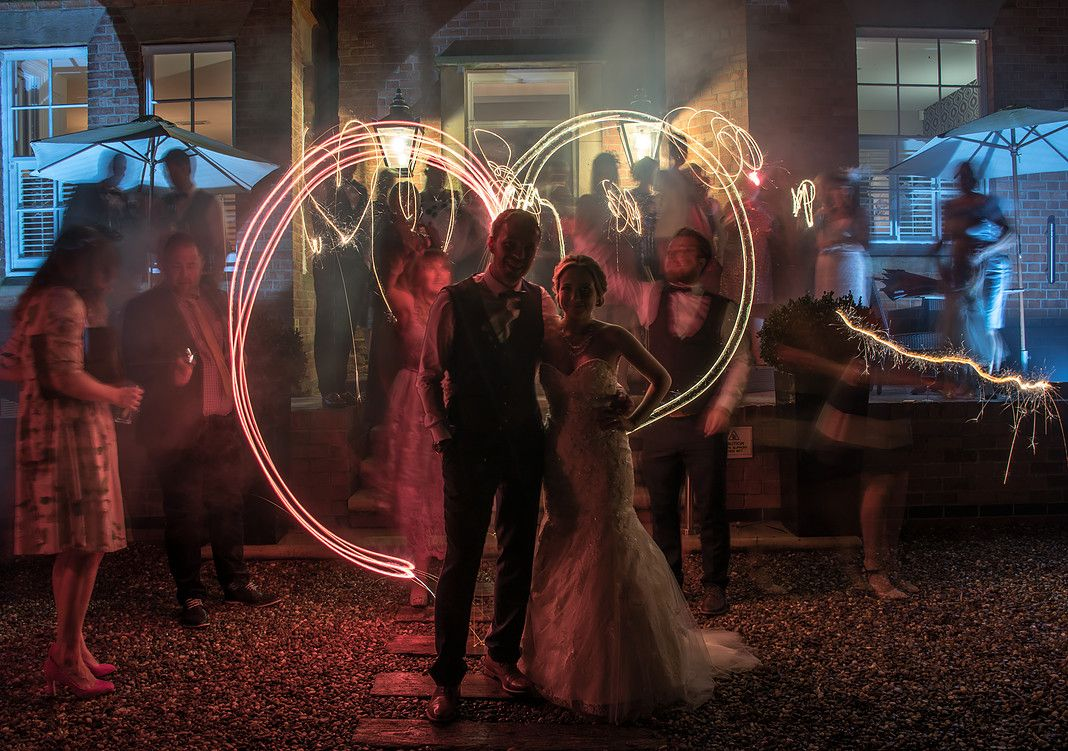 Lights, camera, action! Detail Wedding Photography Ltd