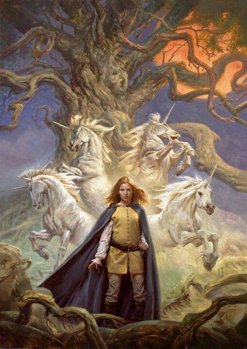 keeper of the unicorns