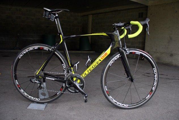 Ultegra Di2 bike