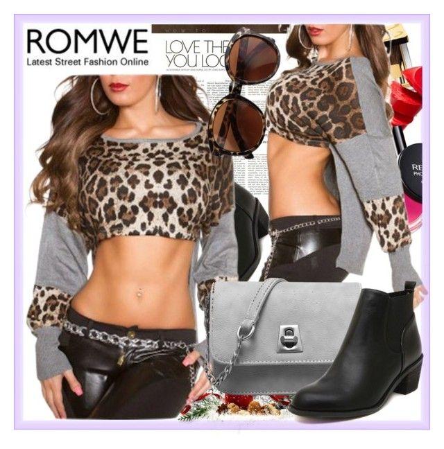 """""""Romwe #2"""" by danijela-3 ❤ liked on Polyvore featuring romwe"""
