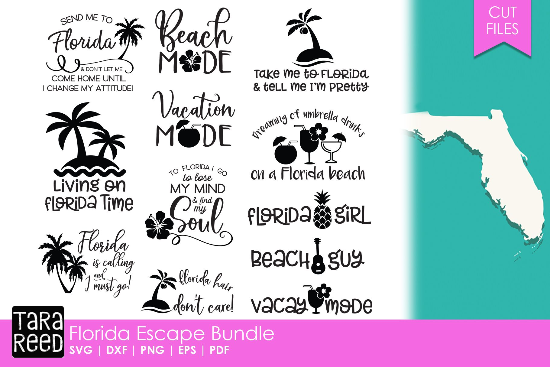 Florida Escape Bundle With Images Florida Escapes Florida