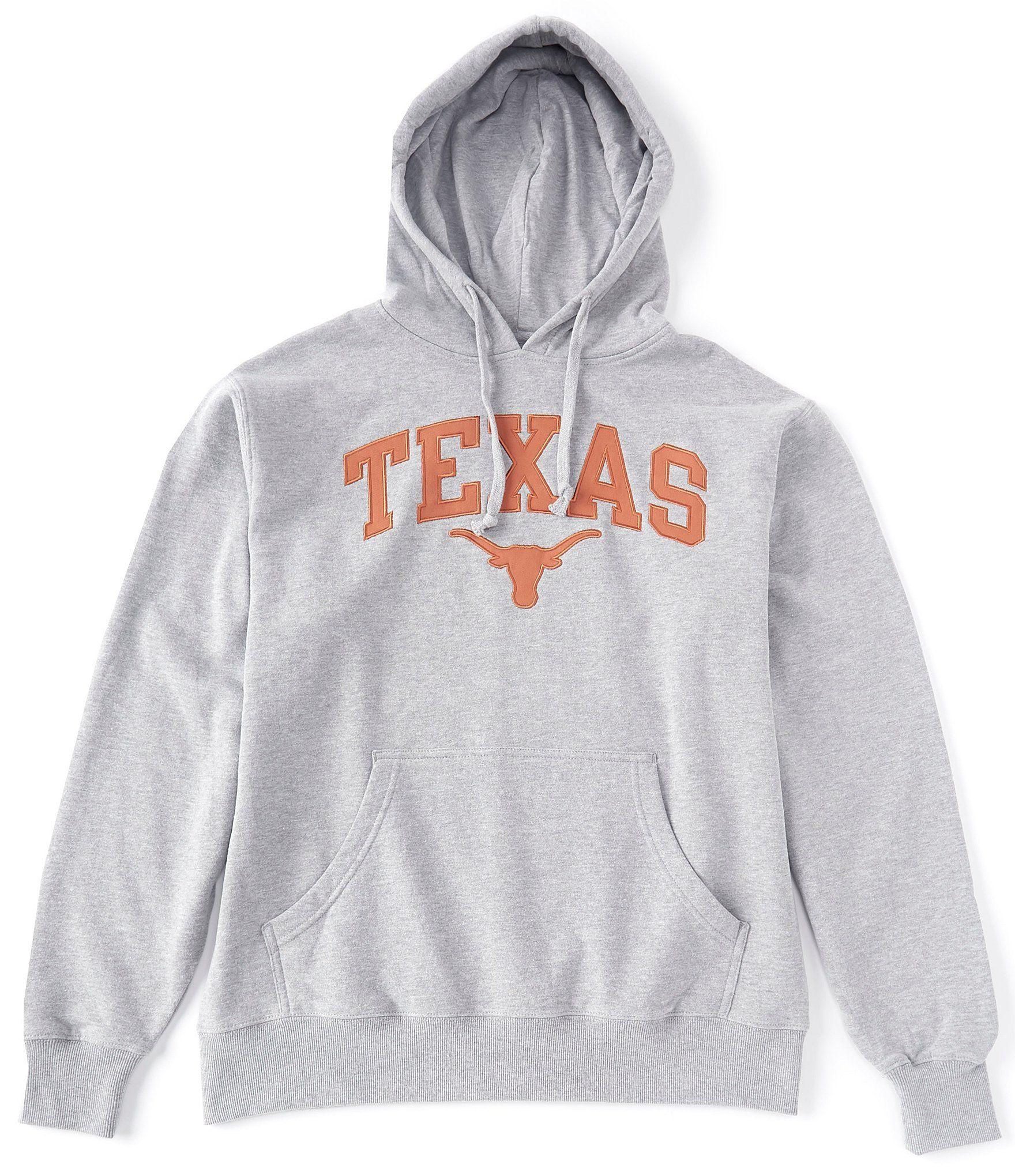 289c Apparel Texas Longhorns Arch Long Sleeve Hoodie Dillard S Long Sleeve Hoodie Hoodie 2xl Hoodies [ 2040 x 1760 Pixel ]
