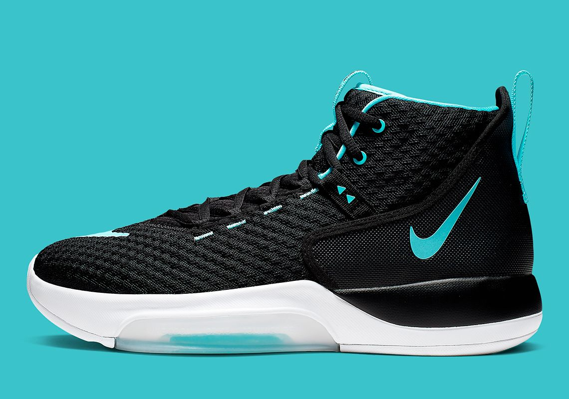 Nikes New Zoom Rise Basketball Shoe Boasts Visible Zoom Forefoot Cushioning Nike Shoes Sneakers Nike