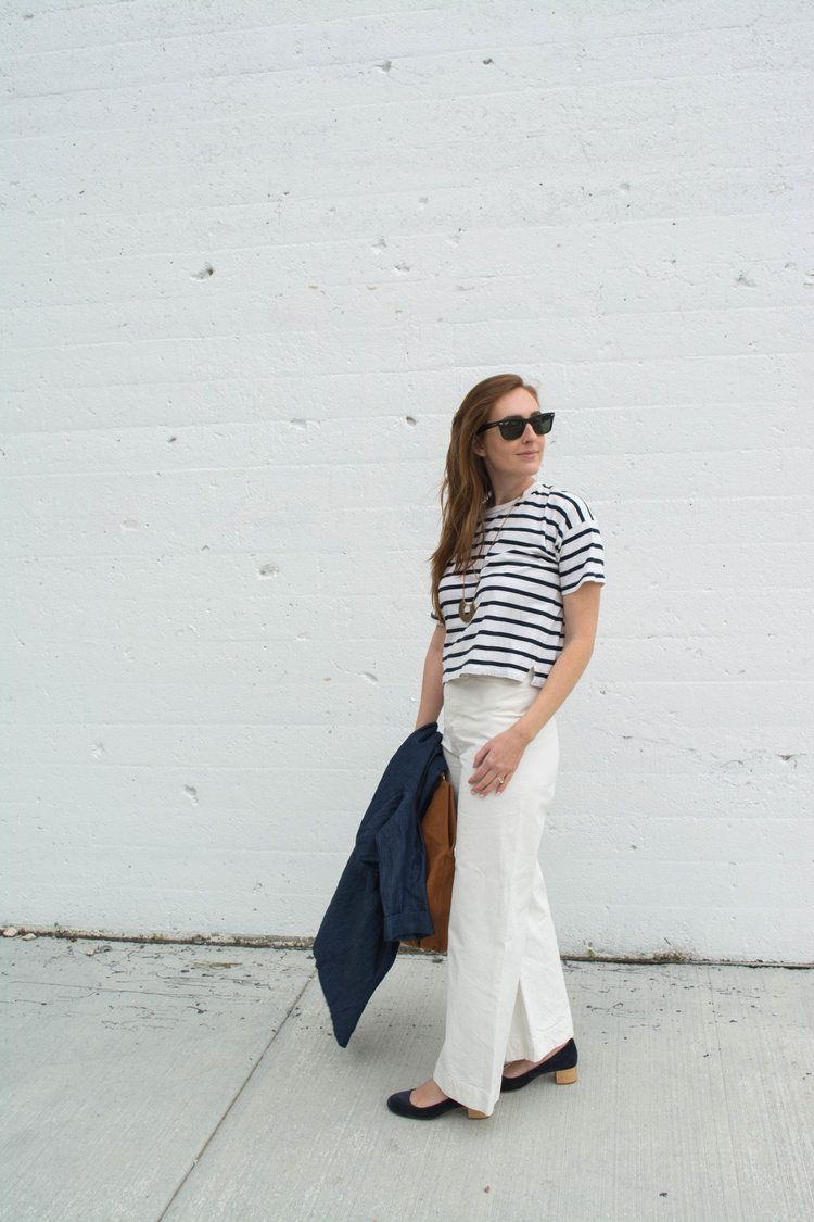 JESSE KAMM SAILOR PANTS — The Thoughtful Closet