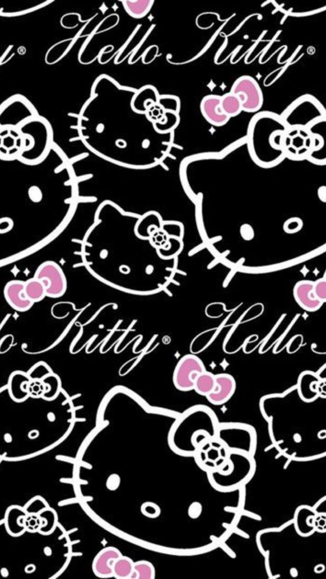 Wallpaper Size iPhone 6S HELLO KITTY Pinterest