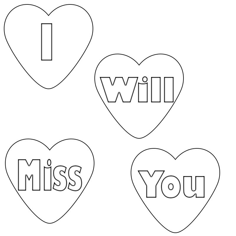 Pin On I Miss You