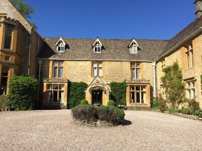 A Quintessential Cotswolds Retreat At Lord Of The Manor Luxury Hotel In Upper Slaughter