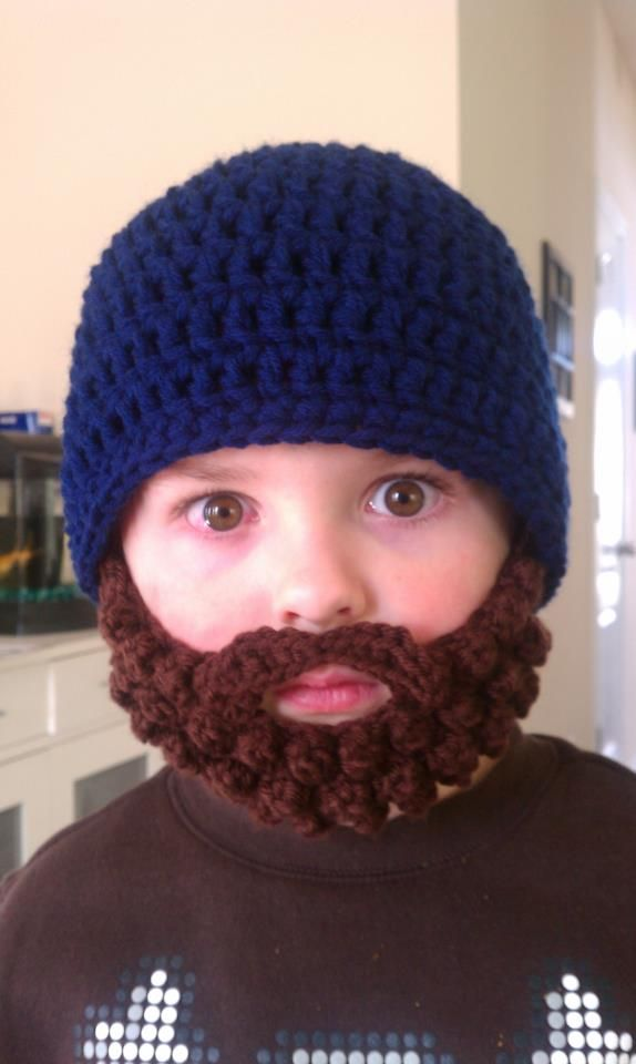 Turn your little boy into a little man, with a beard!!! UrsMob on ...