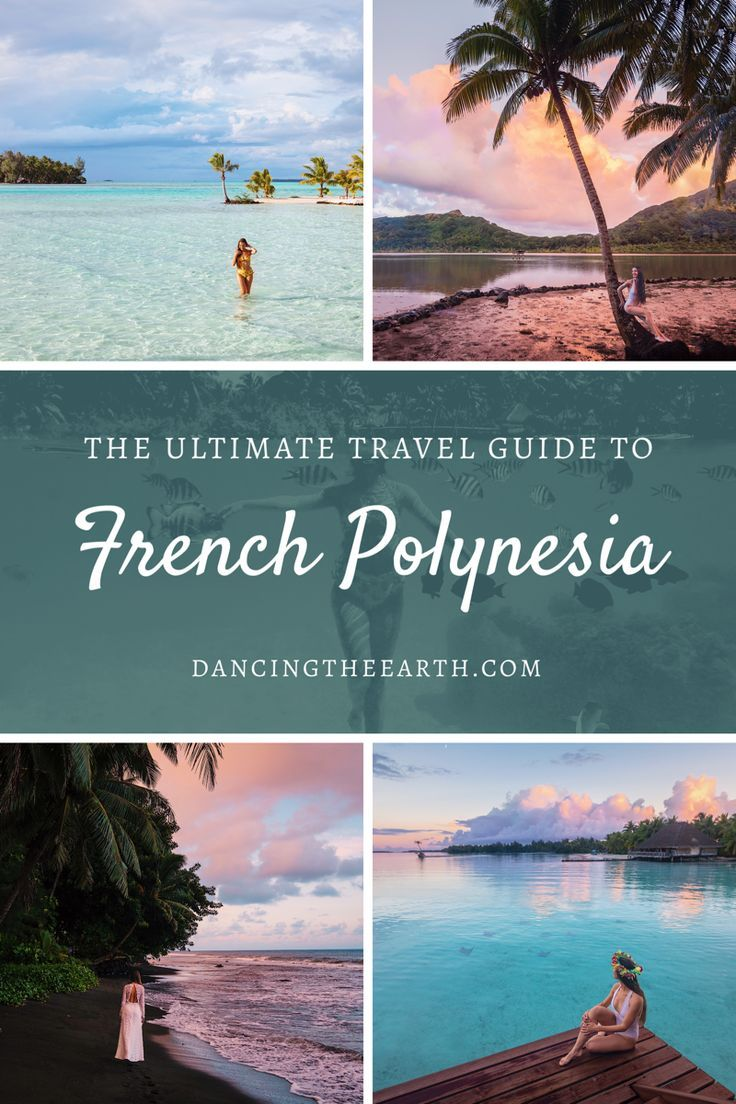 The Ultimate Guide To French Polynesia Society Islands In 2020