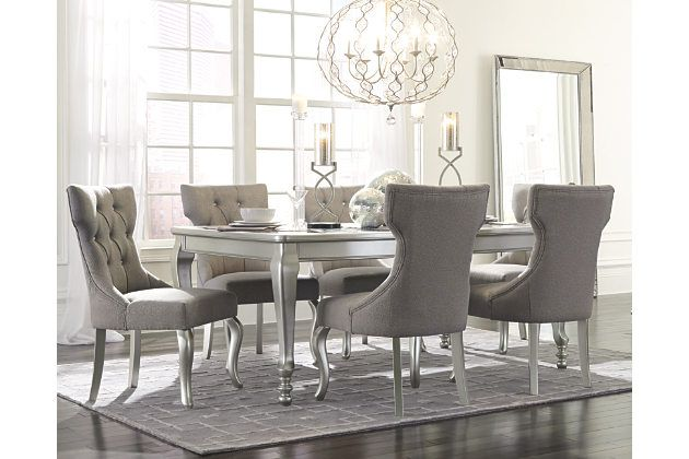 Coralayne 5 Piece Dining Room Dining Room Sets Dining Room Server