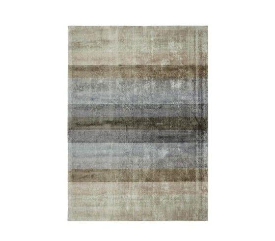 Edler Tuftteppich in Anthrazit - flauschig weich und gemütlich - gemutlichkeit zu hause weicher teppich