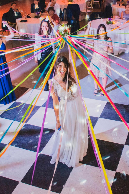 7 divertidos juegos para hacer con sus invitados en el matrimonio