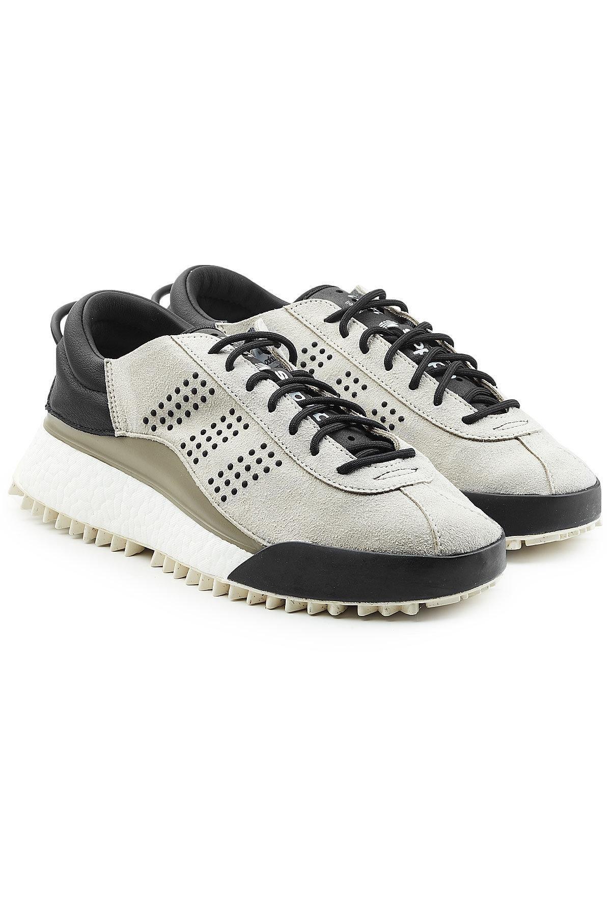 separation shoes 419dc bb5cf mothersday AdoreWe STYLEBOP.com (DE) Low-Tops - adidas Originals by  Alexander Wang Adidas Originals by Alexander Wang Low Top Sneakers Hike mit  Leder und ...