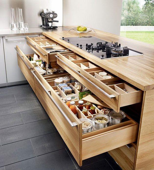 Photo of 19 Platzsparende Küchenelemente für eine bessere Raumnutzung – Dekorationen gram