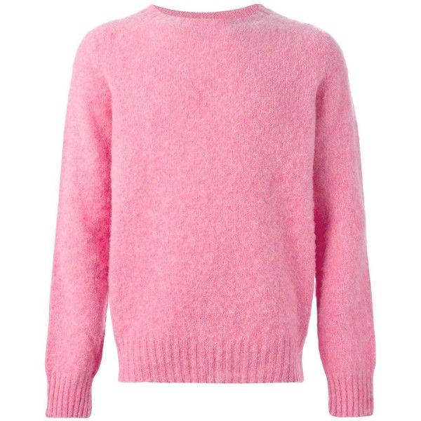 820 Polo Lauren Com Ars❤ Ralph Careca Divo5 Liked Suéter Decote 3RL5Aq4j