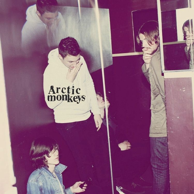 Arctic Monkeys Humbug 180g Vinyl Lp Download Arctic Monkeys