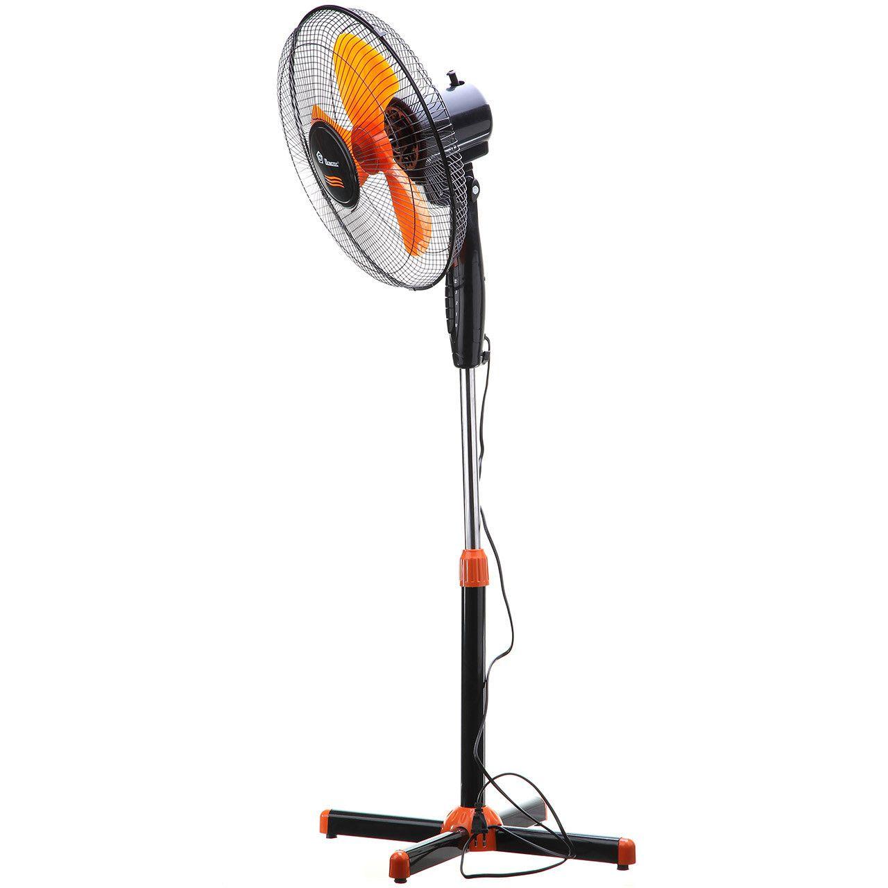 Вентилятор напольный Domotec 50 Вт (FS-1619) -