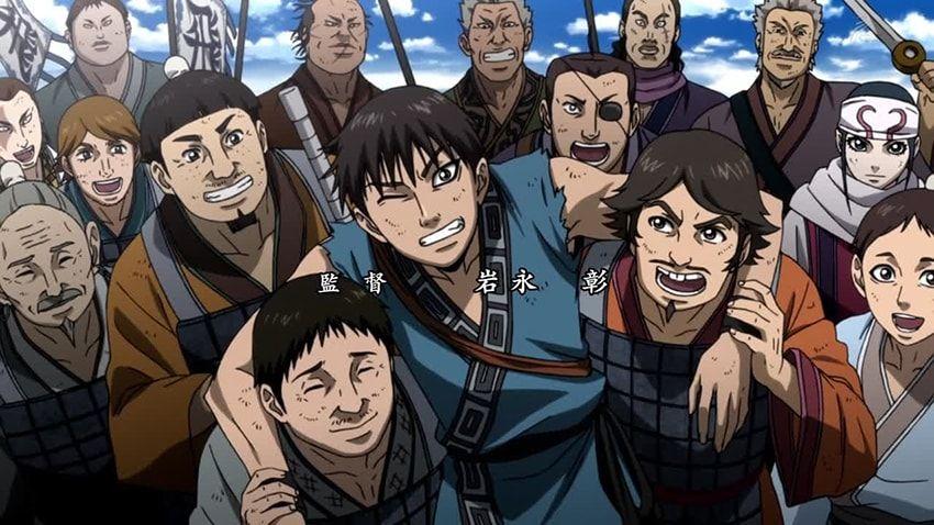 Kingdom anime season 3 release date announced chikyuji