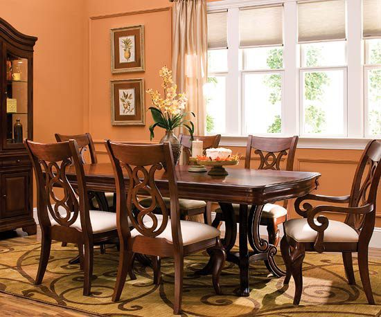 Classic Dining Room Collections From Raymour Flanigan Gold Dining Room Classic Dining Room Dining Room Sets