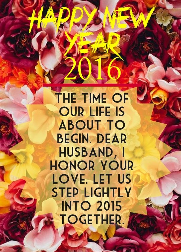 new years 2016 love quotes for husband him boyfriend