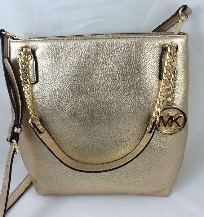 d363151fb7b1 Michael Kors – Shoulder Bag | Michael Kors Women's Fulton Chain ...