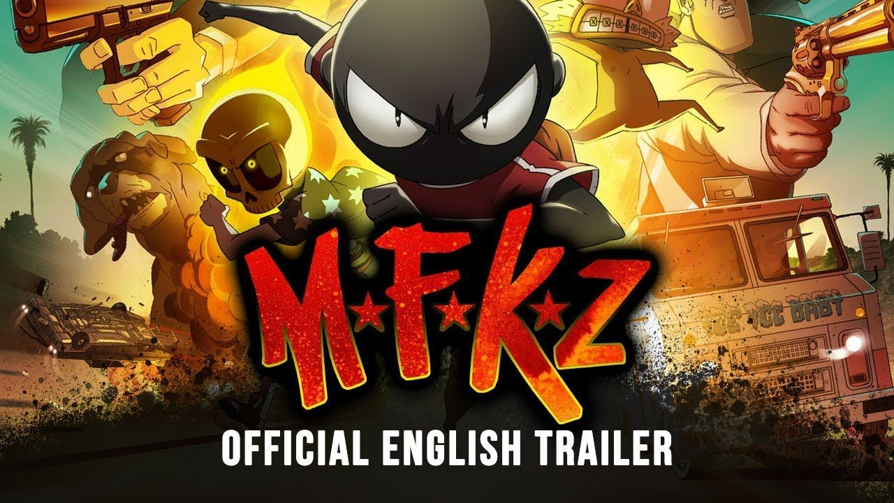 MFKZ [Official English Trailer, GKIDS Now out on BluRay