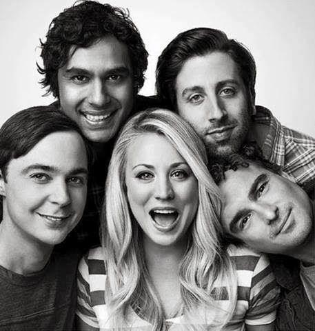 The Big Bang Theory - Google+