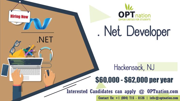 We're Hiring Dot Net Developer in Houston, TX. Build your