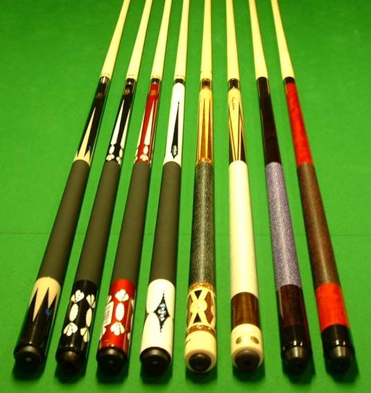 Top Brands Of Billiard Pool Cues Made From Fine Materials And Guarantees Good Quality Select From Our Wide Collection Of Pool Cue Stick Pool Cues Pool Balls