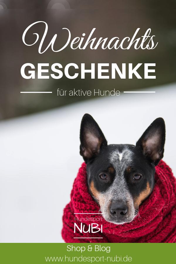 Geschenke Fur Hundesportler 20 Ideen Was Du Weihnachten Schenken Kannst Hundesport Hunde Hundchen Training