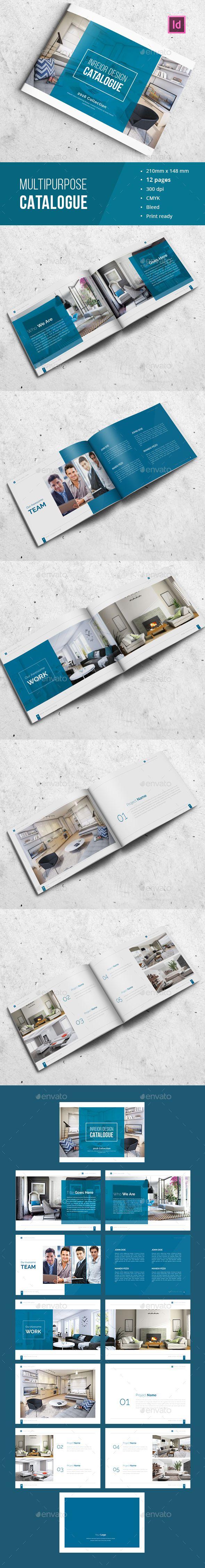 Minimal A5 Catalogue 02 - Catalogs Brochures
