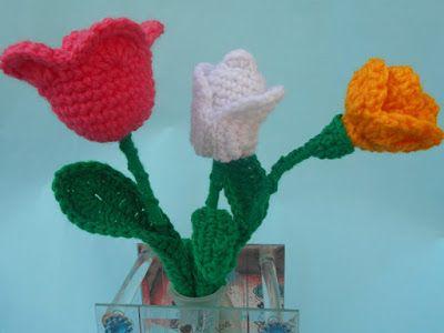 Crochet - Crosia Free Patttern Urdu, Hindi Video Tutorials: Happy ...