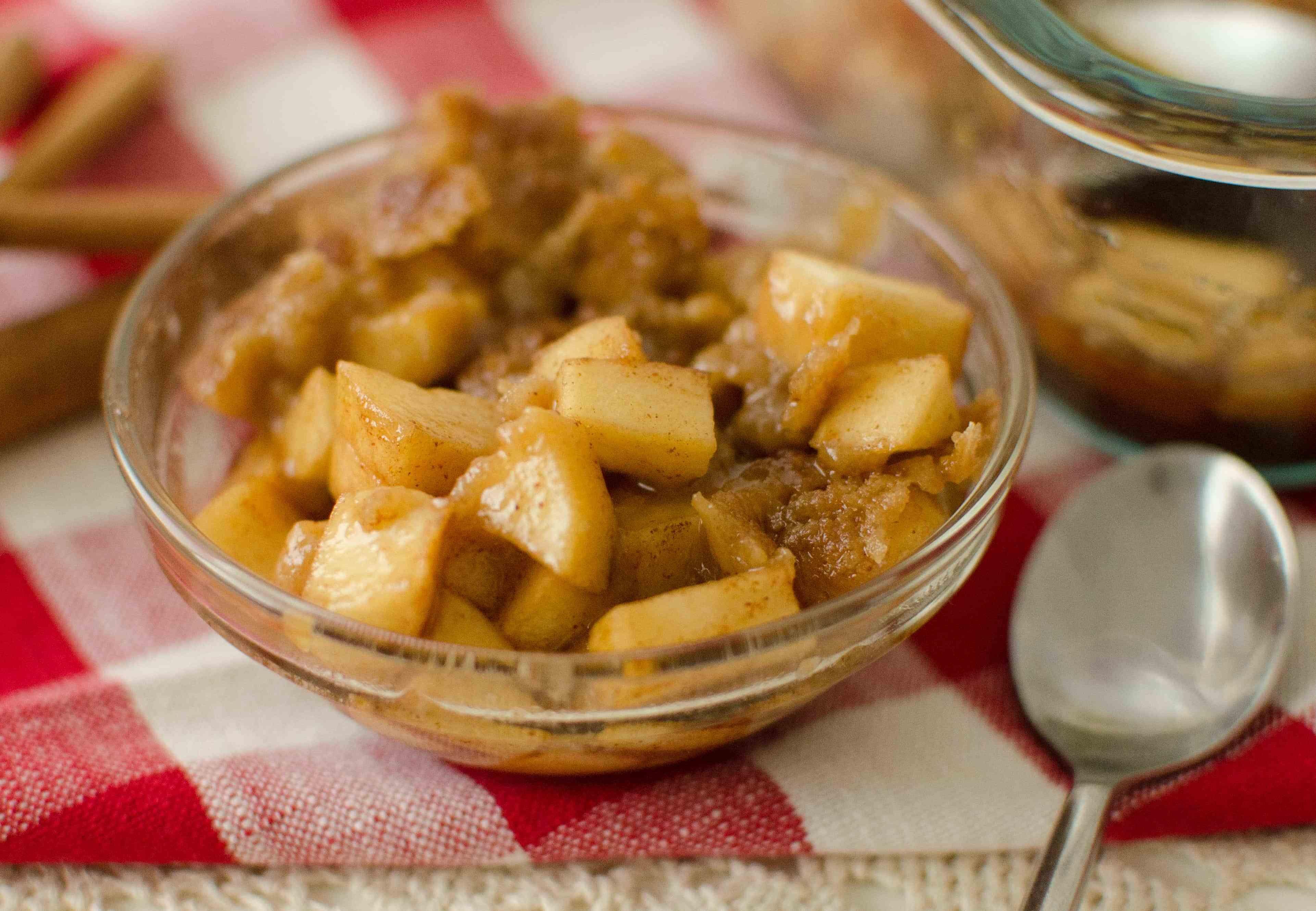 Instant Pot Apple Crisp | Recipe | Apple crisp, Food ...