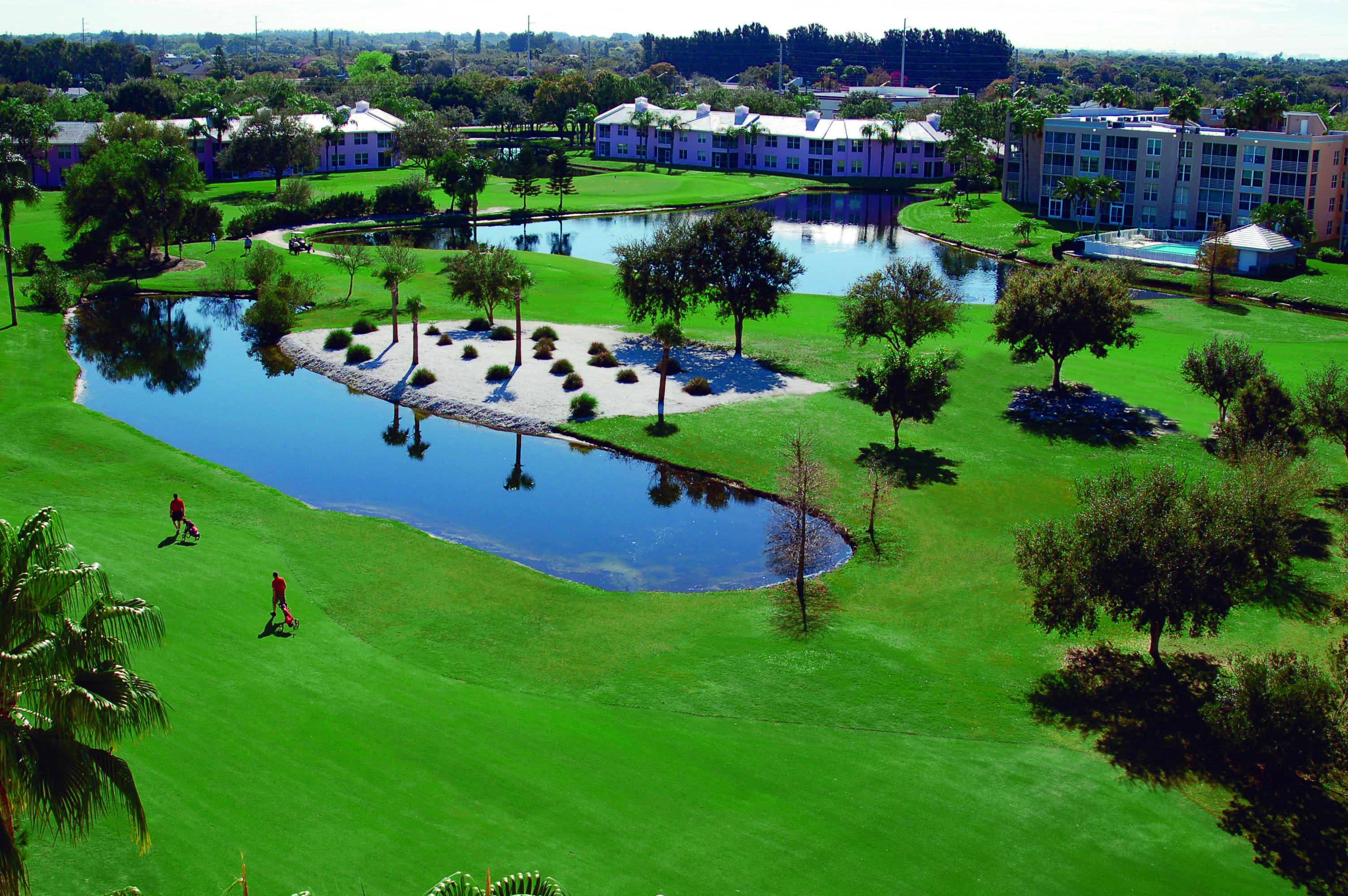 Golf Course At Pinebrook Ironwood Golf Club Bradenton Fl Playgolfsarasota Sarasota Longboat Golf Courses