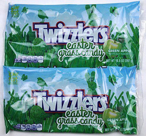 Twizzlers Easter Grass Candy Green Apple 2 Pack 10.5 Oz Each Twizzlers http://www.amazon.com/dp/B00U2NYPQK/ref=cm_sw_r_pi_dp_F-2Bvb0GXBK25