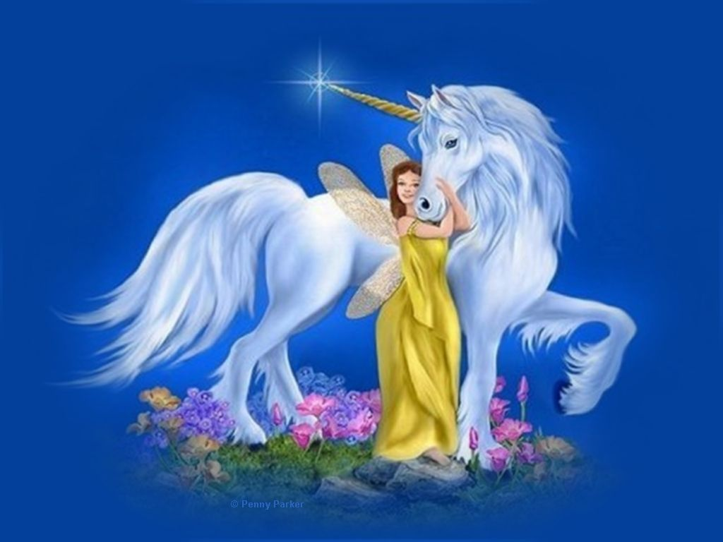 magic unicorns animated wallpaper - photo #12