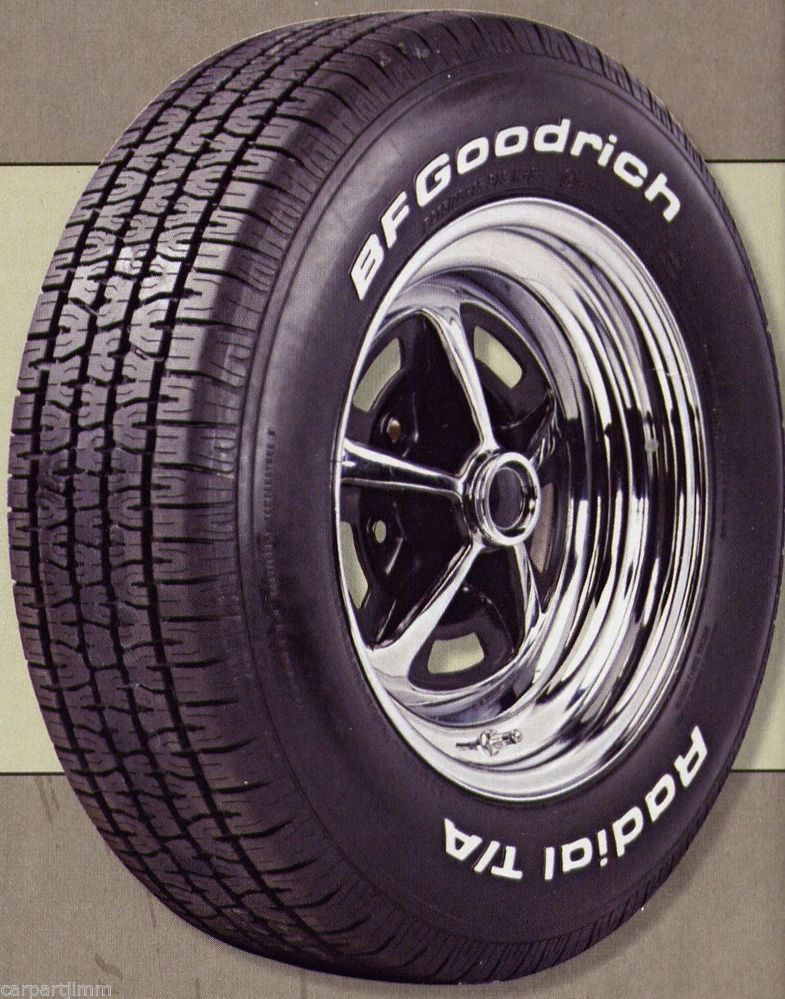 p24560r14 bfg radial ta raised white letter tires this is the