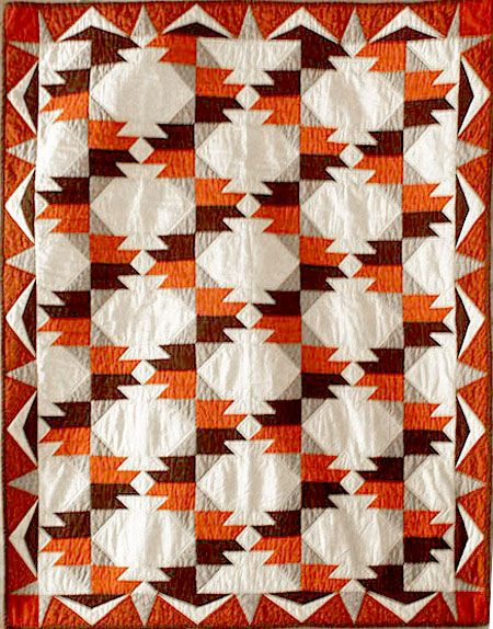 Norah McMeeking - Bella Bella Quilts:chief's Blanket | Quilt Ideas ... : bella bella quilts by norah mcmeeking - Adamdwight.com
