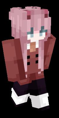 Horns Skins De Minecraft Namemc Coisas Do Minecraft Capas Minecraft Minecraft