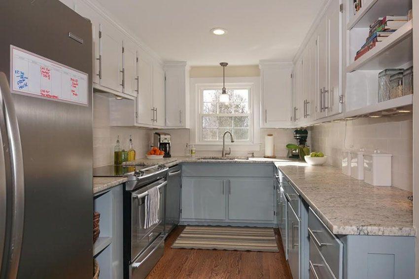 23 Small Galley Kitchens Design Ideas Galley Kitchen Design