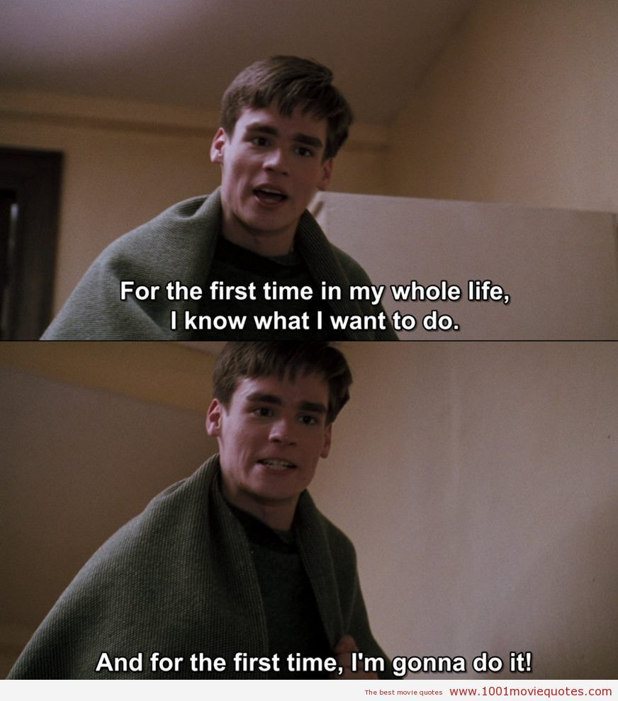 ethan hawke as todd anderson dead poets society by dead poets society 1989 i want to watch this movie