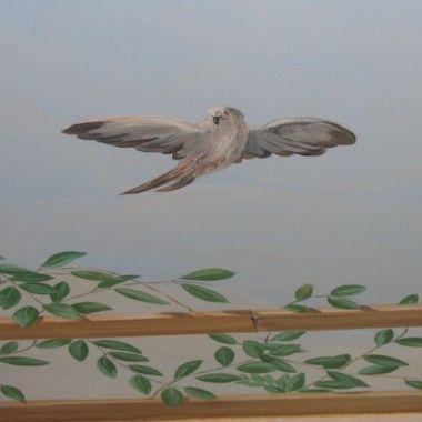 Peintre décorateur Peintre en décor, Thierry Herr intervient dans la création de décor peint, de restauration de peinture murale, de dorure à la feuille ou bien encore dans la conception de peinture en trompe l'oeil. http://www.thierryherr.fr/