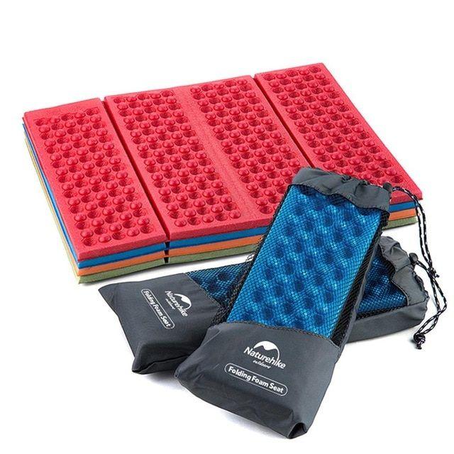 Camping Mat Seat Foam Inflatable Mats Folding Portable ...