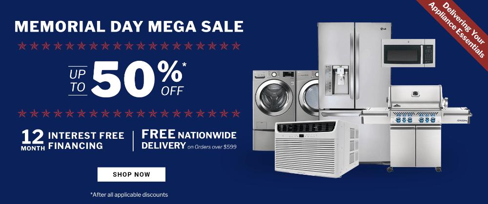 Appliances Kitchen Appliances Home Appliances Buy Online Appliances Aj Madison Appliance Sale Mega Sale Memorial Day