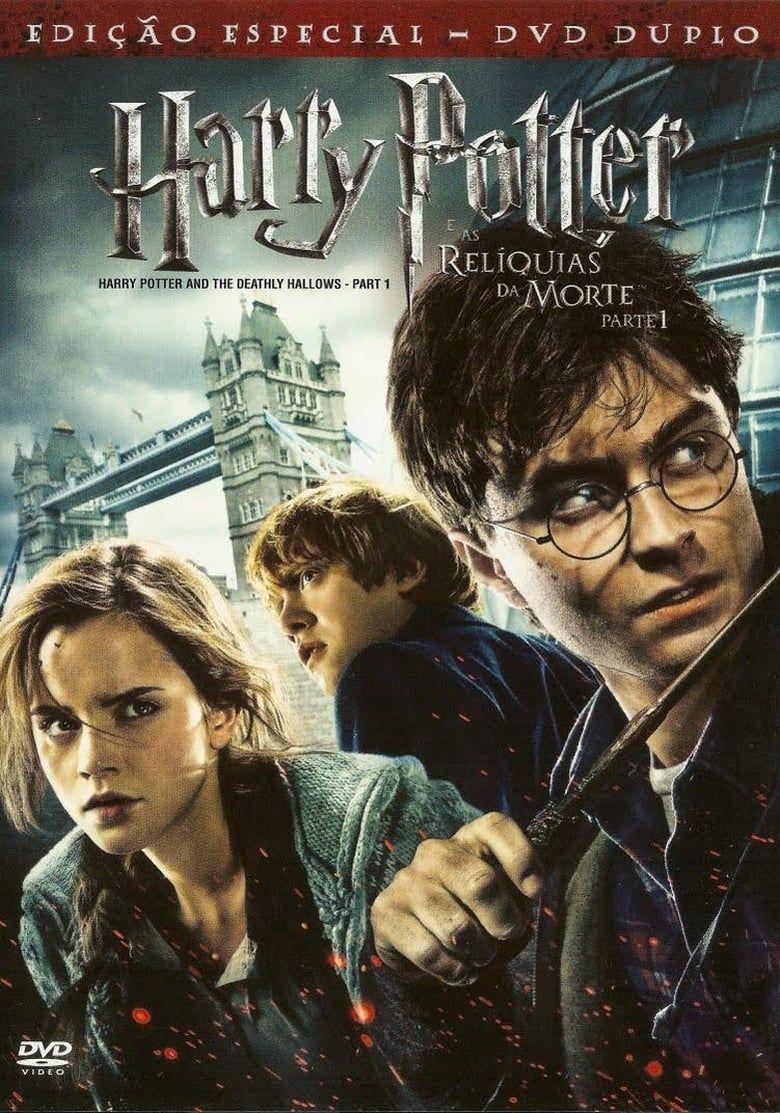 Watch Harry Potter And The Deathly Hallows Part 1 Full Movie Streaming Harry Potter Harry Potter Filme Filmes Legais Para Assistir