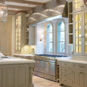 Best Tan Kitchen Cabinets Transitional Kitchen Farrow And 400 x 300