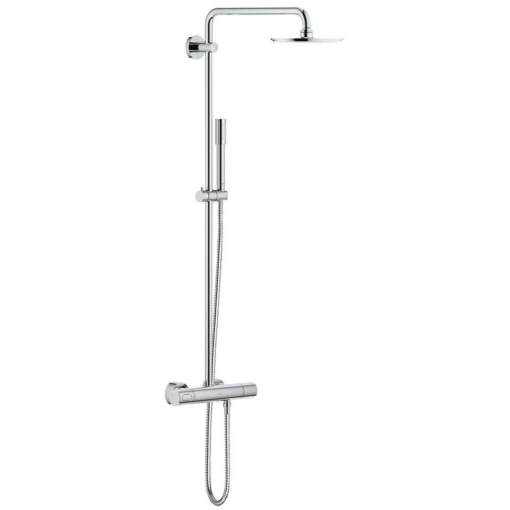 Marvelous Grohe Rainshower System 210 Thermostatic Shower System   27032001