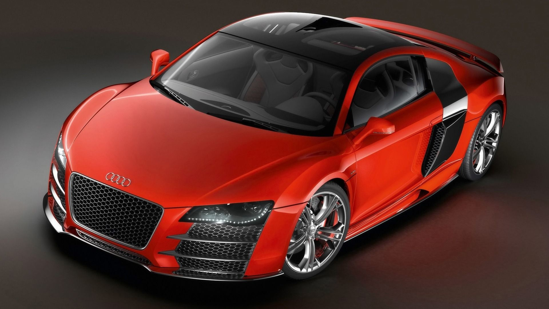 Red Audi R8 Sport HD Wallpapers 1080p Cars