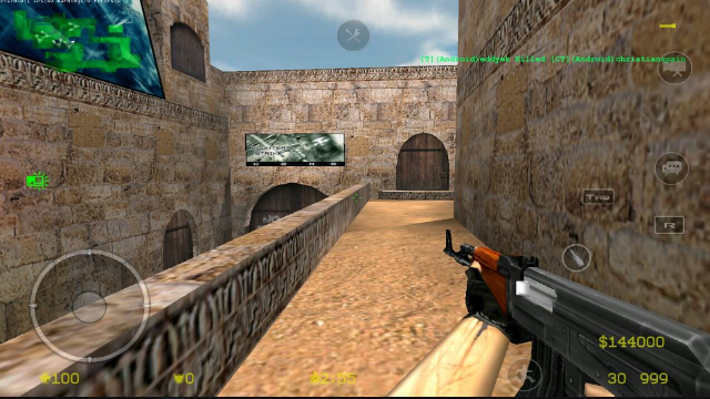 Counter Strike was released in 2000 as a PC game. Its a